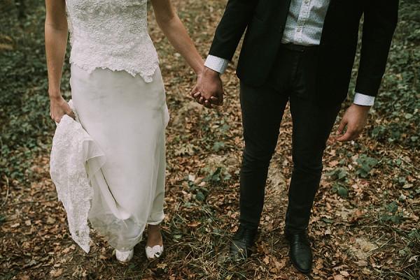 Oncle Pape wedding suit