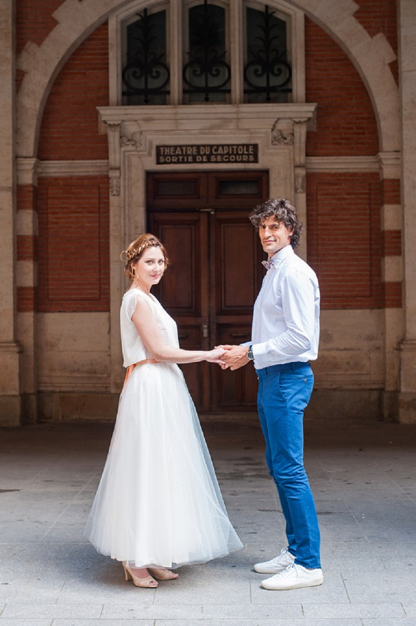 Toulouse Destination Wedding