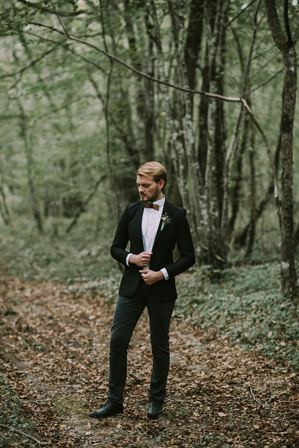 Vintage Inspired Groom Outfit