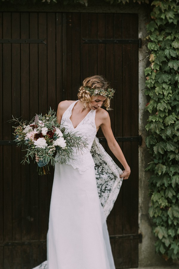 Vintage Wedding Inspired Styled Shoot