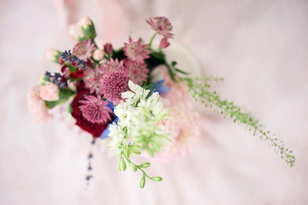 dreamy wedding bouquet