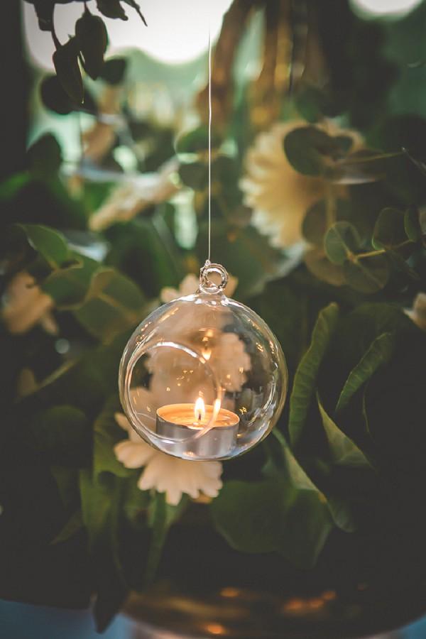 elegant simple wedding details