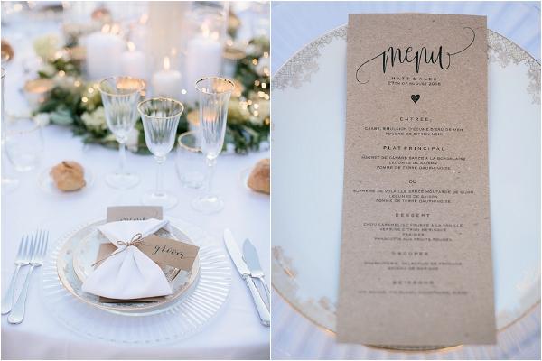 simple elegant wedding day ideas | Image by Ian Holmes Photography
