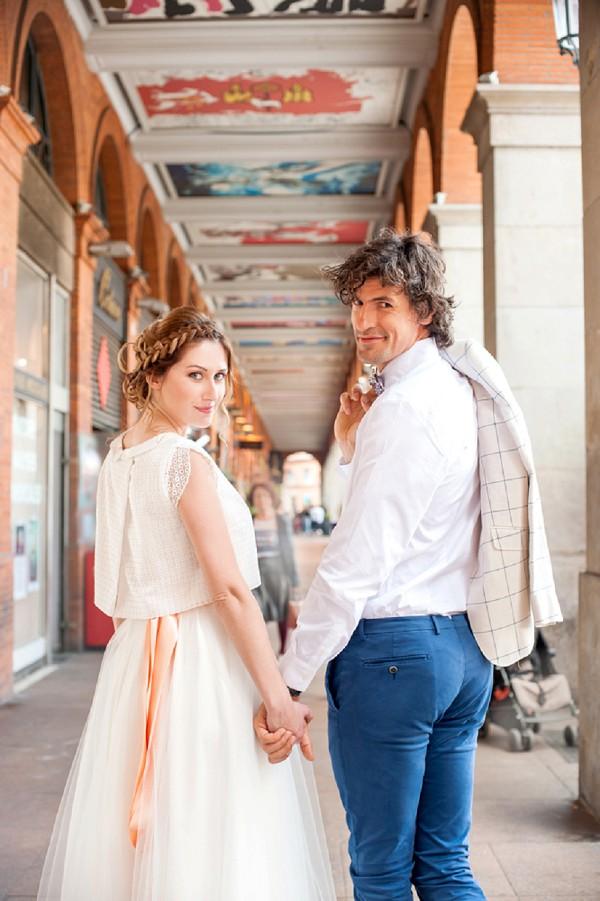 tulle wedding skirt