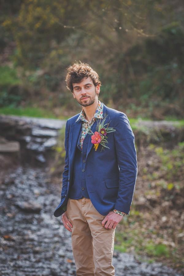 vintage groom inspiration