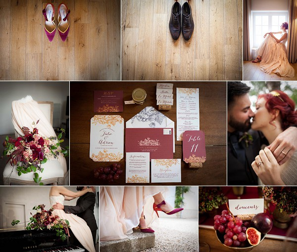 A Rich Autumn Inspired Styled Shoot Snapshot