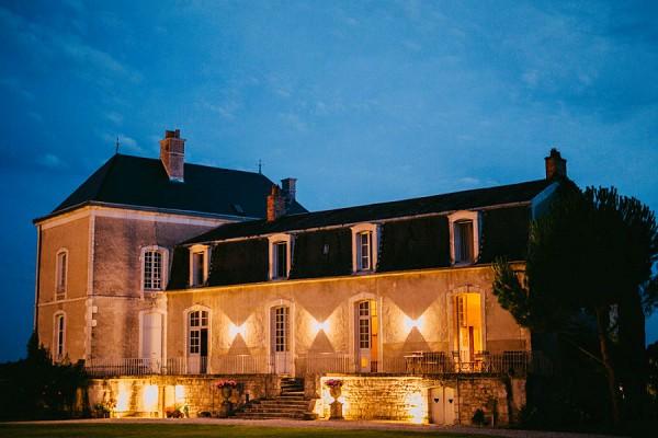 Burgundy Chateau Venue