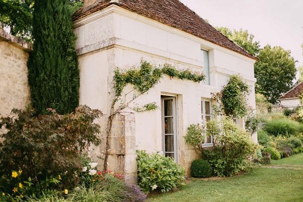Chateau Burgundy Wedding