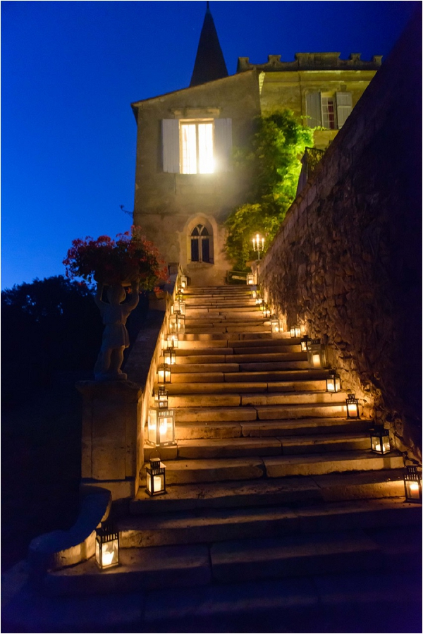 Chateau Lagorce in Aquitaine