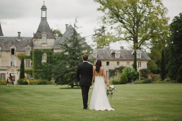 Chateau Le Mas de Montet Real Wedding
