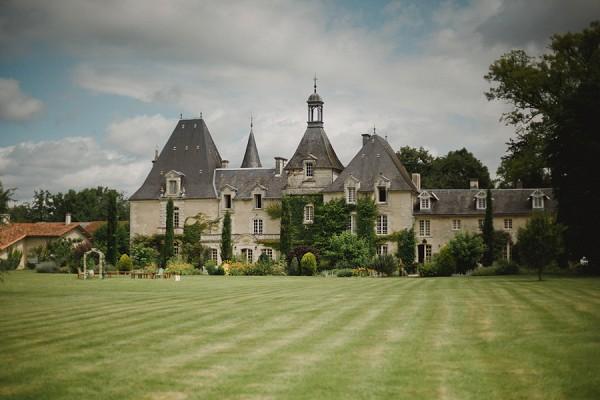 Chateau Le Mas de Montet Wedding