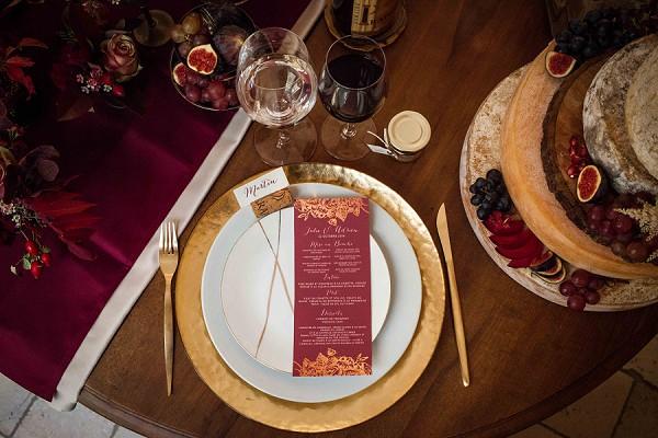 Cillia Ciabrini Wedding Stationary