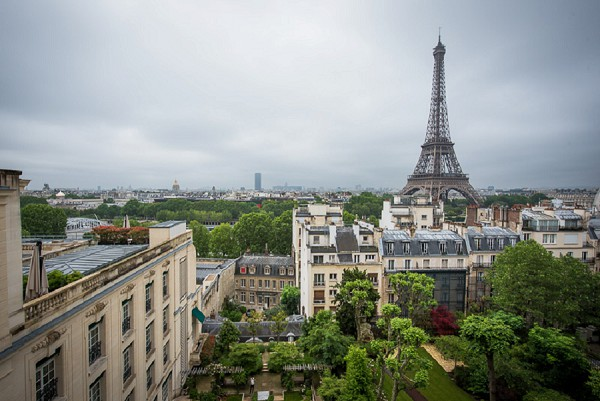 Destination Paris Wedding