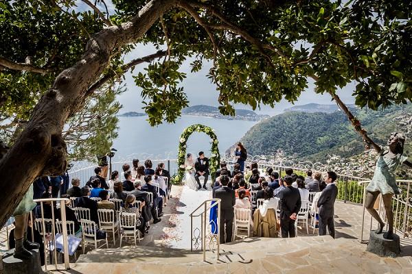 Eze wedding venue