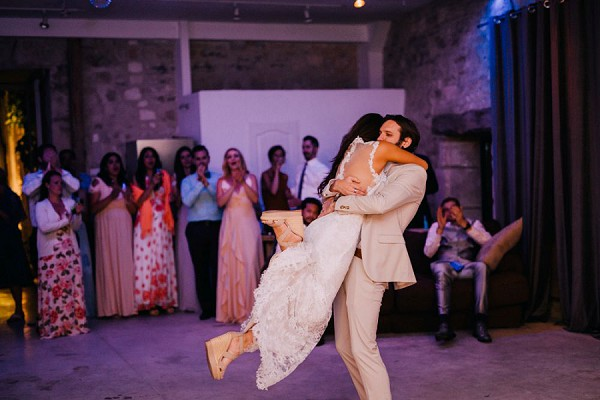 First Dance French Wedding