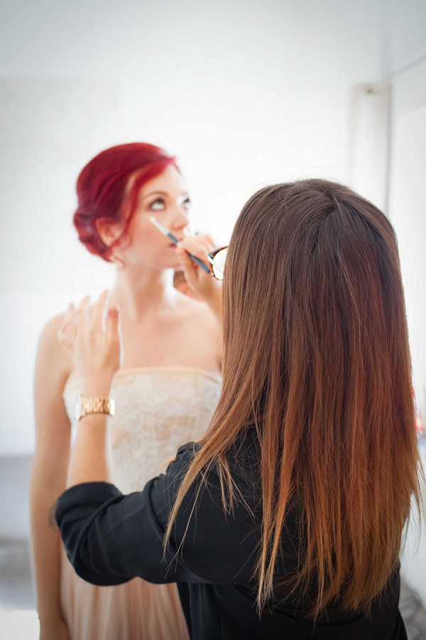French Make Up artist