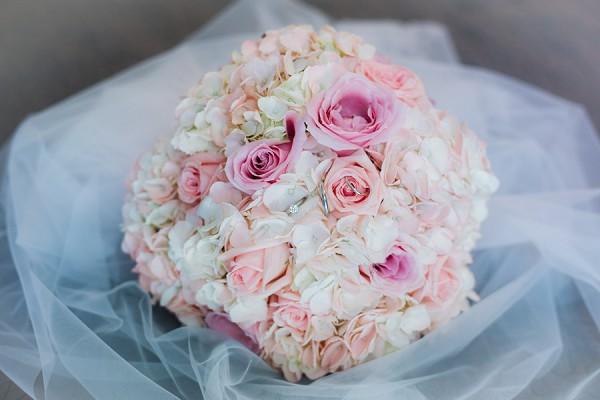 French Wedding Florist
