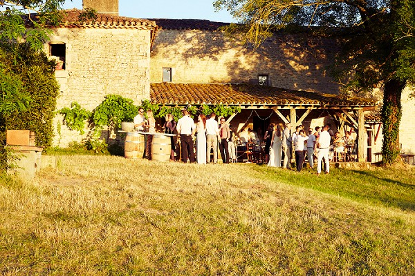 Manoir de la Gabertie Wedding