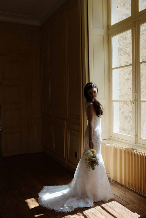 Mori Lee wedding dress I Image by Biano Photography