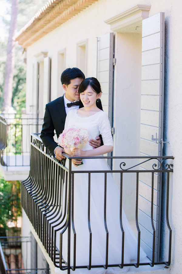 Romantic Provence Wedding