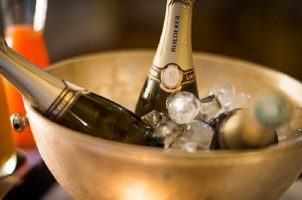 Wedding Day Champagne Paris
