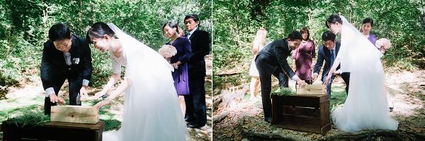 ceremony wine ritual