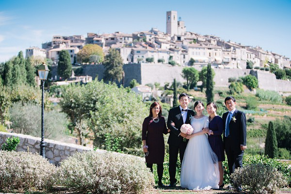famous village south of France