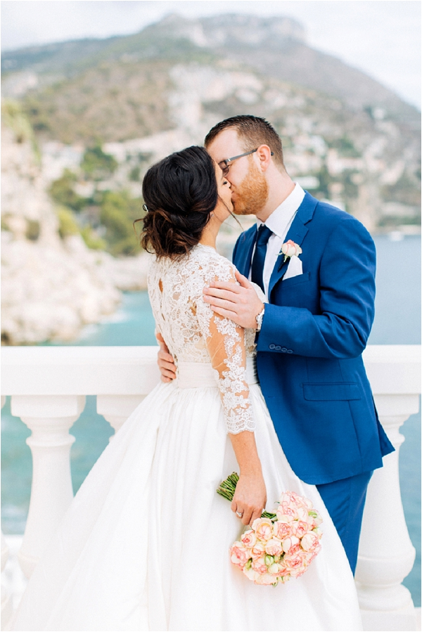 Cap Estel Wedding in France by Tony Gigov