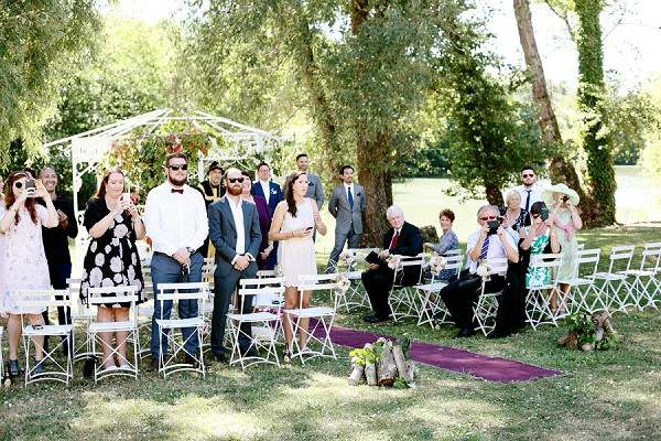 Bordeaux Countryside Wedding