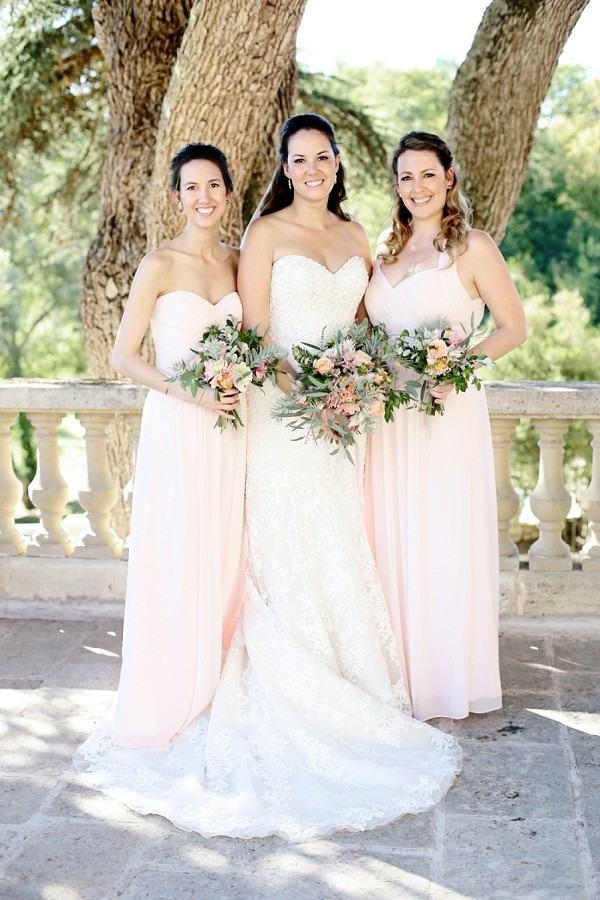 rustic chic Weddings from Chateau Lagorce France