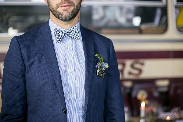 Bowtie Retro Groom
