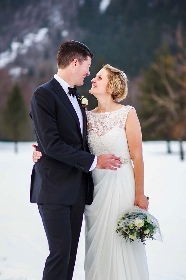 Chamonix Winter Wedding Photographer