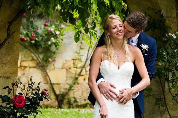 Chateau Sentout Real Wedding