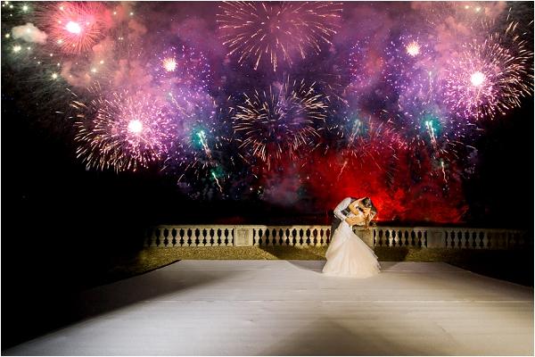 wedding day fireworks, Destination Wedding Photographer Gabriele Basilico