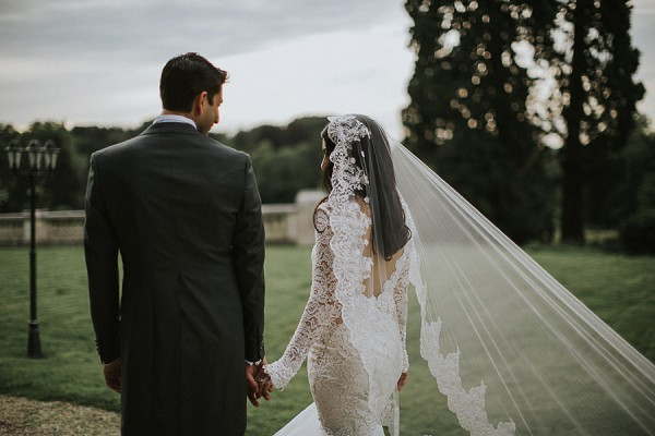 Elegant Bride and Groom Portraits
