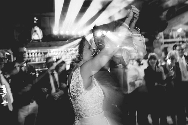 First Dance Wedding Party