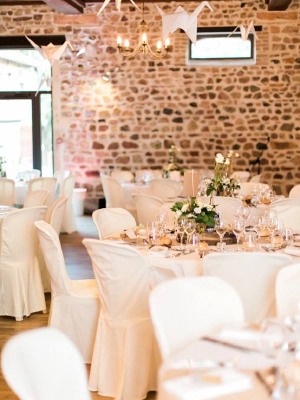 French Barn Wedding