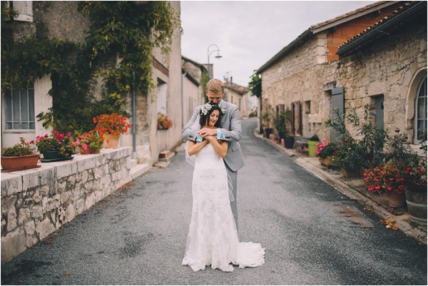 Home Wedding in France, image by Blondie Photography