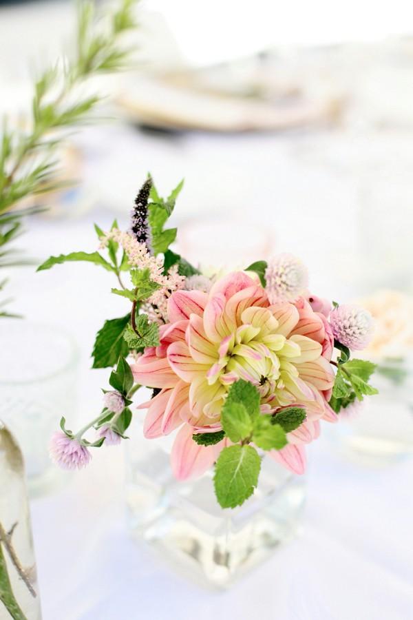 Pastel Shades Flowers