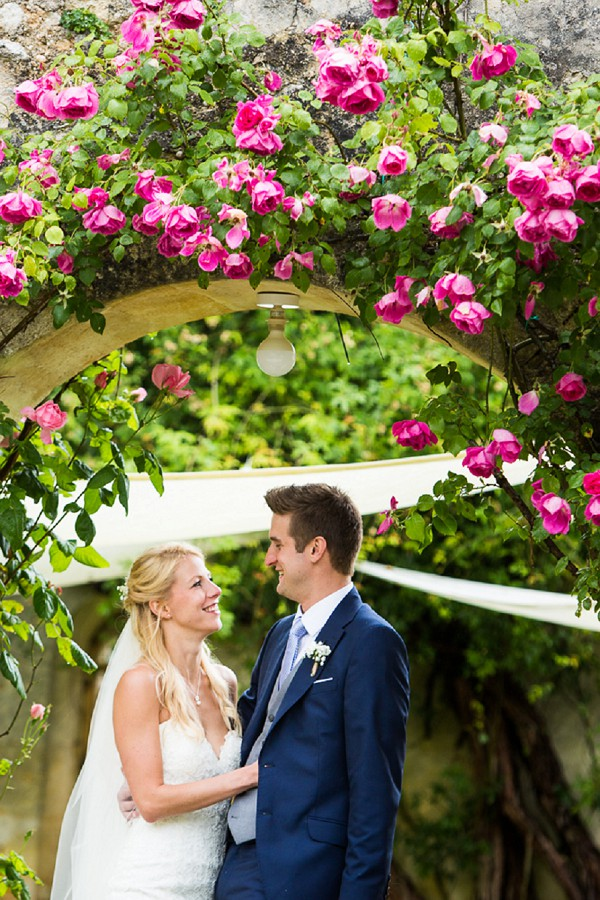 Relaxed French Garden Wedding