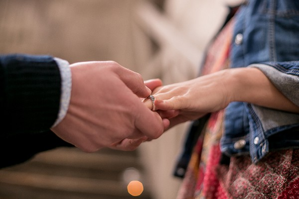 Romantic proposal | Image by Modaliza Photographe