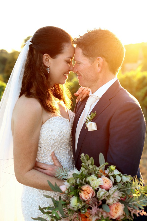 Rustic Chic Chateau Lagorce Real Wedding