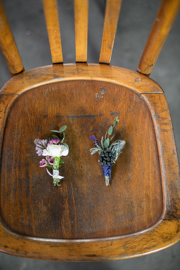Rustic Wedding Buttonhole