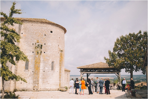 South West France wedding day, image by Blondie Photography