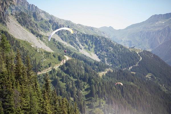 Summer Mountain Top Wedding
