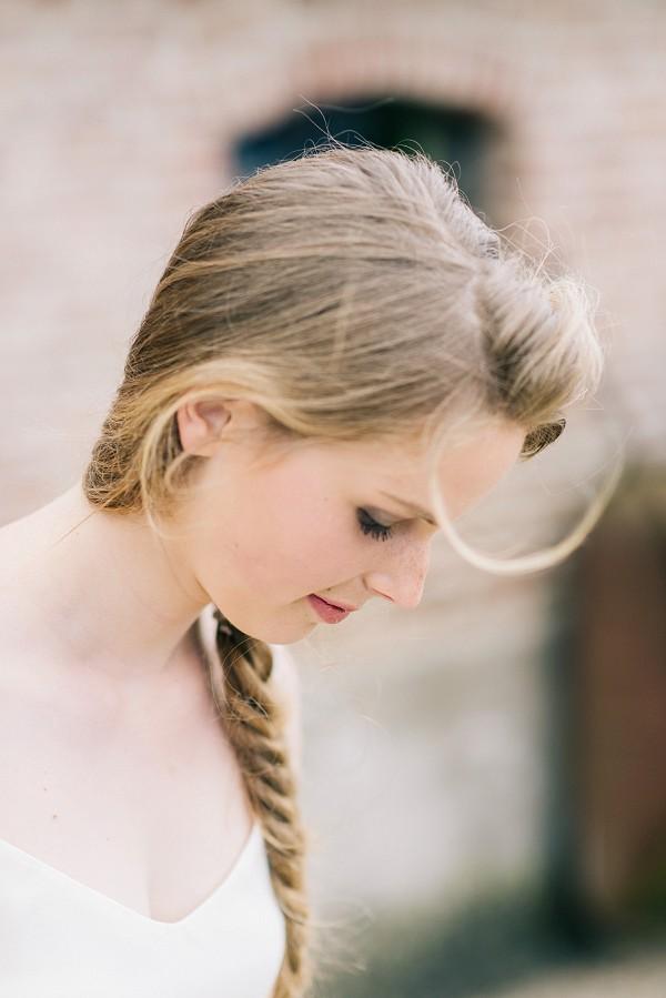 elegant bridal make up