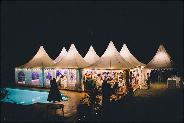 evening home wedding France, image by Blondie Photography