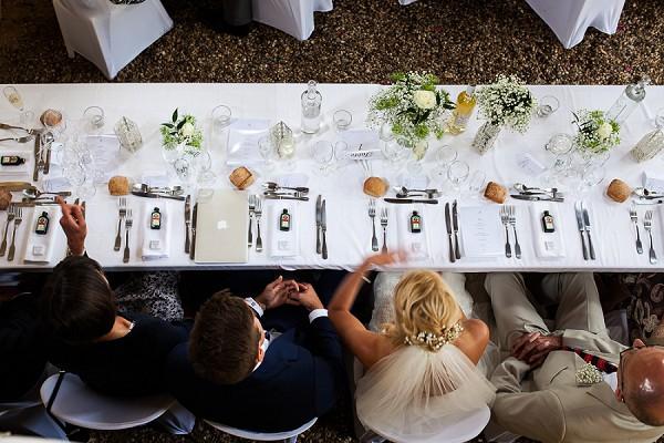 rustic Bordeaux wedding