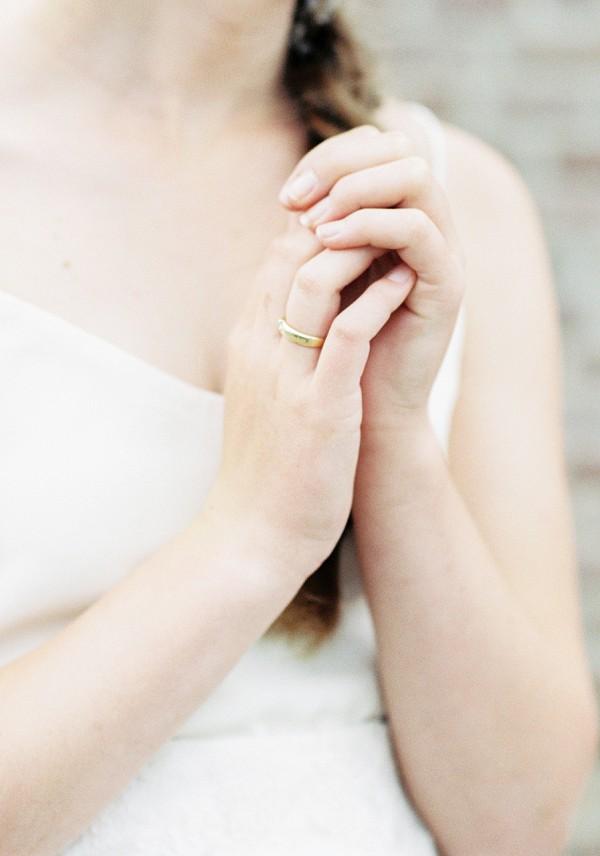 simple wedding jewelry