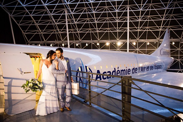 Aeroplane Wedding Ideas